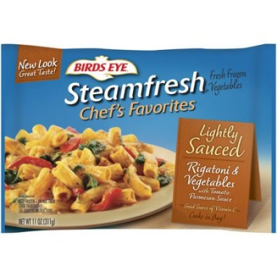 Steamfresh Chef's Favorites, Fresh Frozen Vegetables