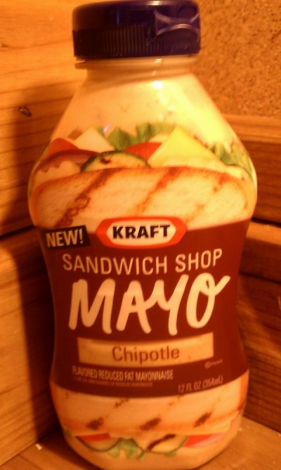 Mayo, Reduced Fat, Horseradish-Dijon
