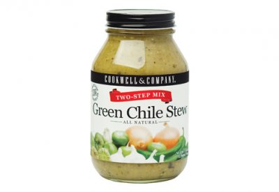 Green Chile Stew, Two-Step Mix