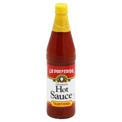 Hot Sauce, Lousiana