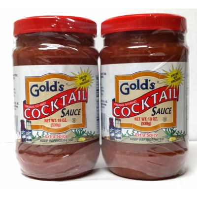 Original Gourmet Cocktail Sauce, Extra Spicy