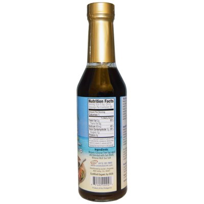 Raw Coconut Aminos Seasoning Sauce