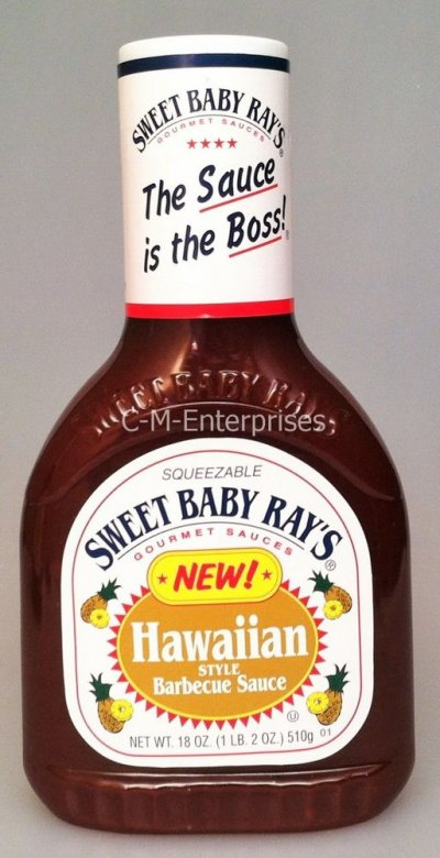 Sweet Heat Bar-B-Q Sauce