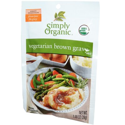 Vegetarian Gravy Mix, Brown