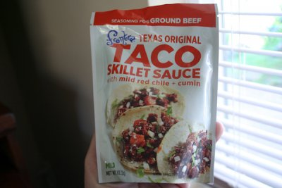Taco Skillet Sauce, Mild Red Chile + Cumin