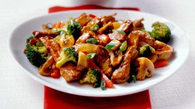Korean Teriyaki Stir-Fry Sauce