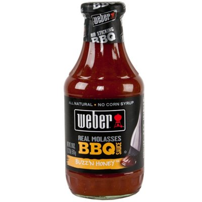 Real Molasses BBQ Sauce