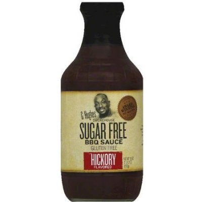Sugar Free, Smokehouse, Bbq Sauce, Hickory Flavored