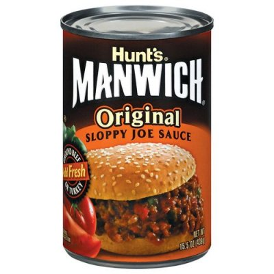 Manwich Original Sloppy Joe Sauce