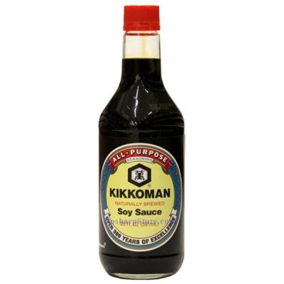 Naturally Brewed Soy Sauce, All Purpose Seasoning