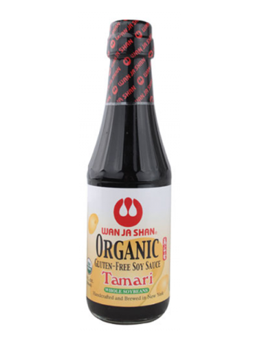 Soy Sauce, Naturally Brewed Tamari