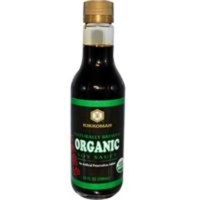 Soy Sauce,Organic Naturally Brewed