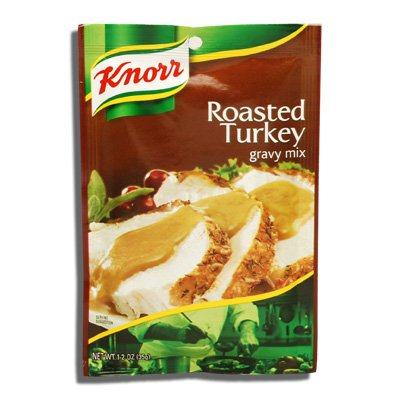 Gravy Mix, Turkey