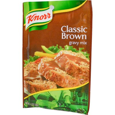 Mix, Brown Gravy