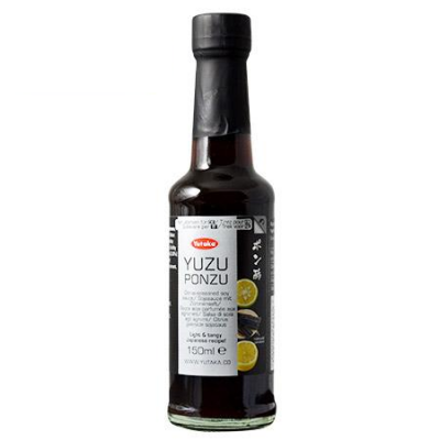 Ponzu, Citrus Seasoned Soy Sauce & Dressing