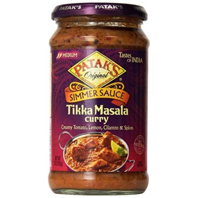 Cooking Sauce, Tikka Masala, Mild-Medium