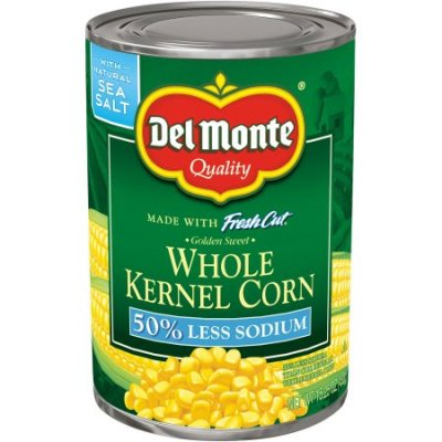 Corn, Whole Kernel Golden Sweet 15.25 Oz Cans