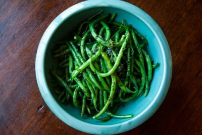 French Herb Green Beans