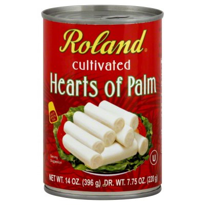Hearts of Palm, Cultivated