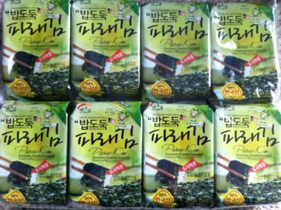 Premium Roasted Korean Seaweed Snack