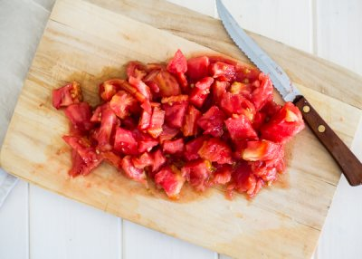Tomatoes, Diced, In Sauce