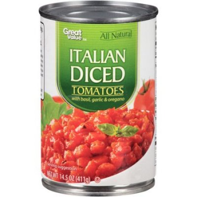 Tomatoes, Roma Style, Diced