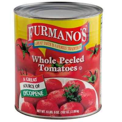 Tomatoes, Whole Peeled