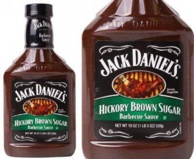 Barbecue Sauce,Hickory & Brown Sugar