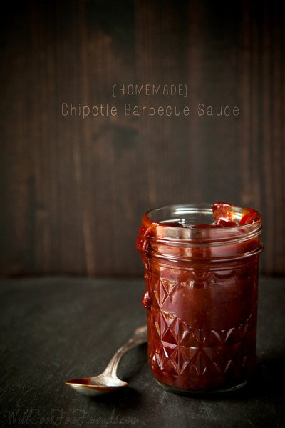 Sweet & Spicy Chipotle Barbecue Sauce