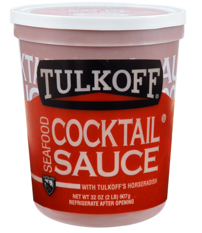 Zesty Cocktail Sauce, For Seafood