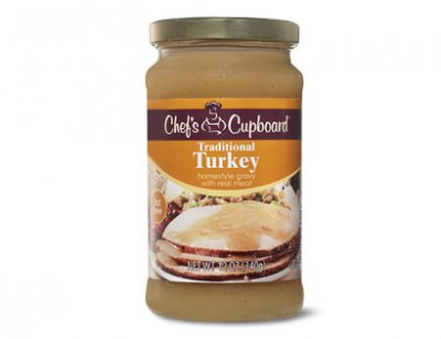 Homestyle Gravy & Sliced Turkey, Family Size