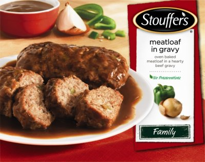 Meatloaf, in Gravy, Family Size