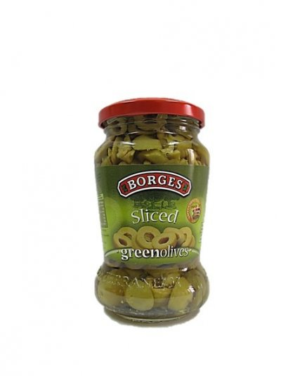 Green Olives, Fancy Colossal