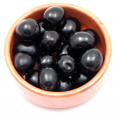 Large Pitted Ripe Olives