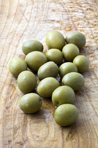 Manzanill, Spanish Olives