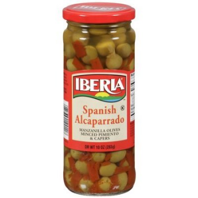 Olives, Spanish Manzanilla