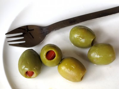 Olives,Spanish Queen