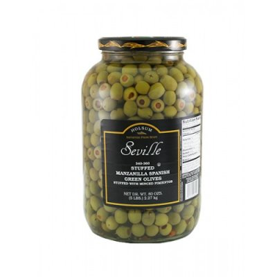 Pimiento Stuffed Mammoth Olives
