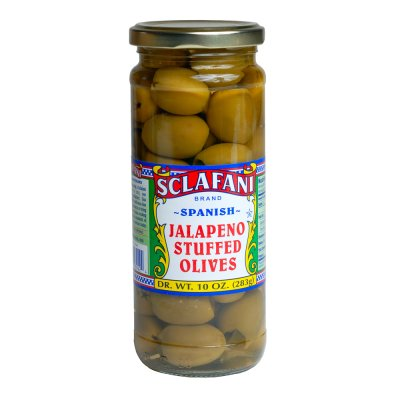 Stuffed Olives, Jalapeno