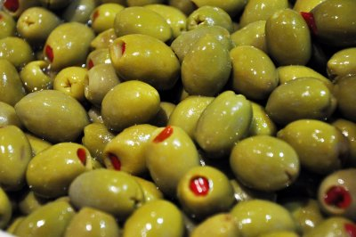 Olives, Stuffed