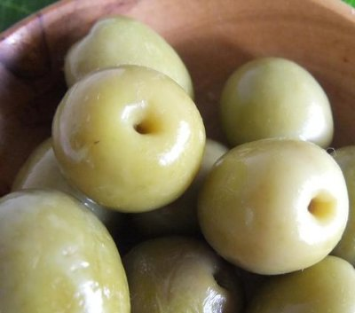 Olives, Stuffed Manzanilla