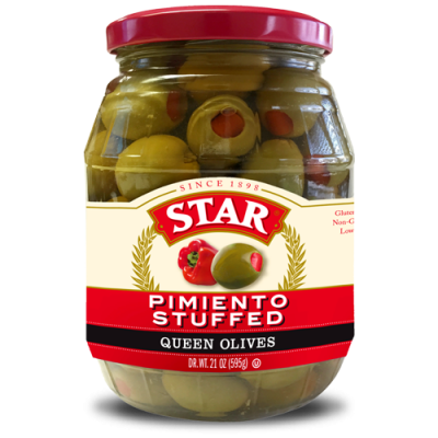 Queen Olives, Pimiento Stuffed