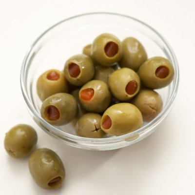Select Spanish Olives Stuffed with Anchovy