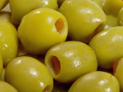 Spanish Olives with Pimentos