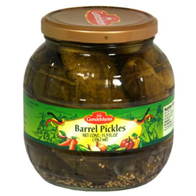 Barrel Pickles