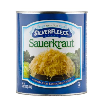 Sauerkraut, Shredded