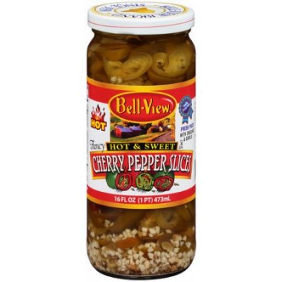 Jalapeno Peppers, Hot, Deli-Sliced