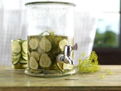 Organic Kosher Dill Pickles