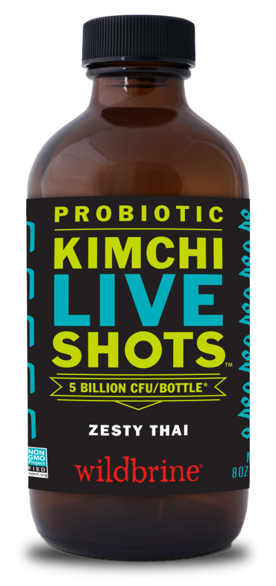 Red Beet & Cabbage Sauerkraut Salad
