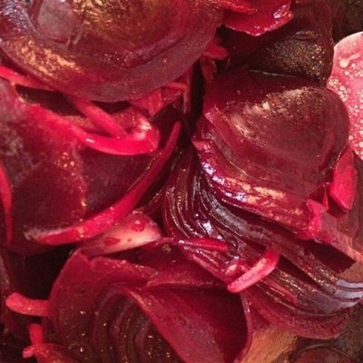 Sliced Pickled Beets